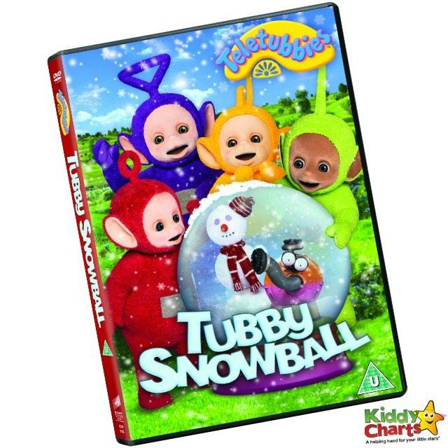 Tubby Snowball DvD