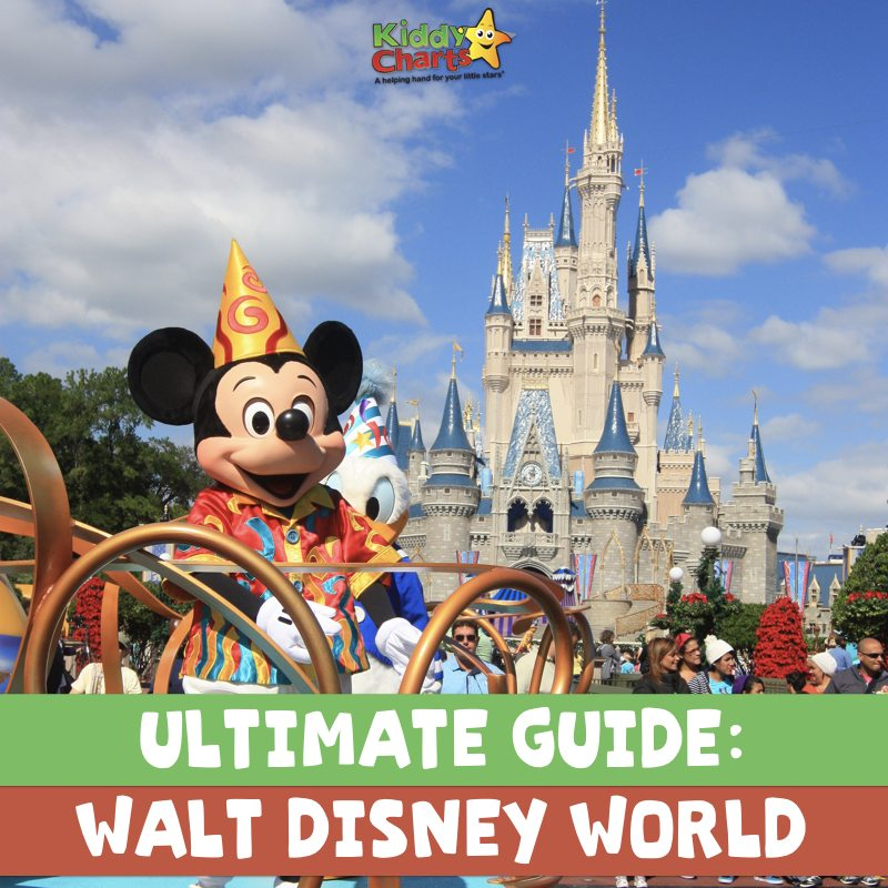 Walt Disney World in Florida is a heaven for families around the world. Spring and Summer are around the corner. Today I would like to share the ultimate Walt Disney World guide to help you plan the best family holiday that fit your budget.