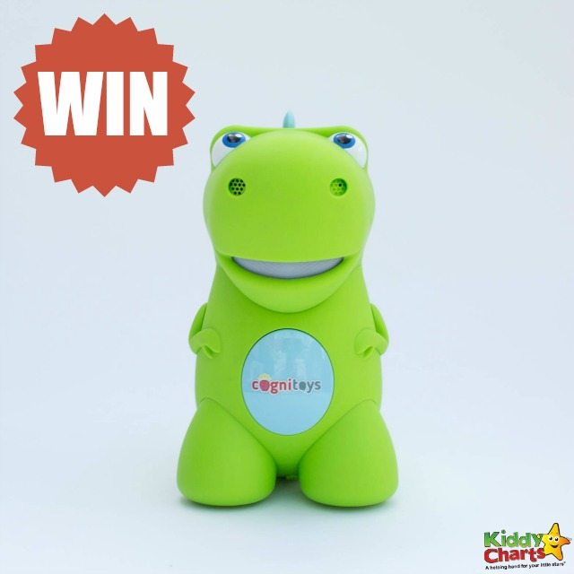 Win Cognitoys Dino Toy worth £100