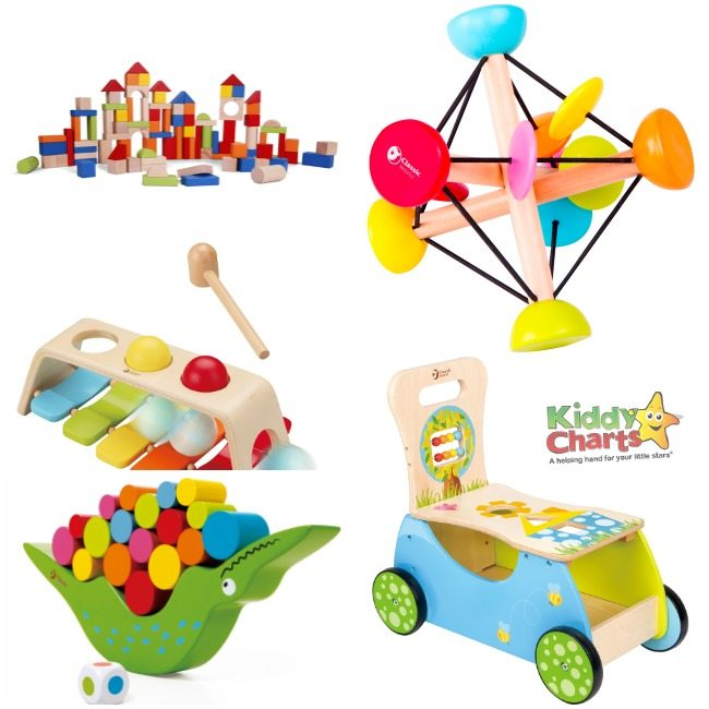Win bundle of gorgeous wooden toys from Hippy Chick for your Kids #giveaways #touys #win