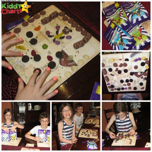 FreeTheJoy Cadbury Campaign: Marvellous Mix Ups