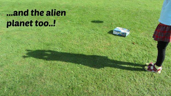 Wrest Park: Silly Alien Planet