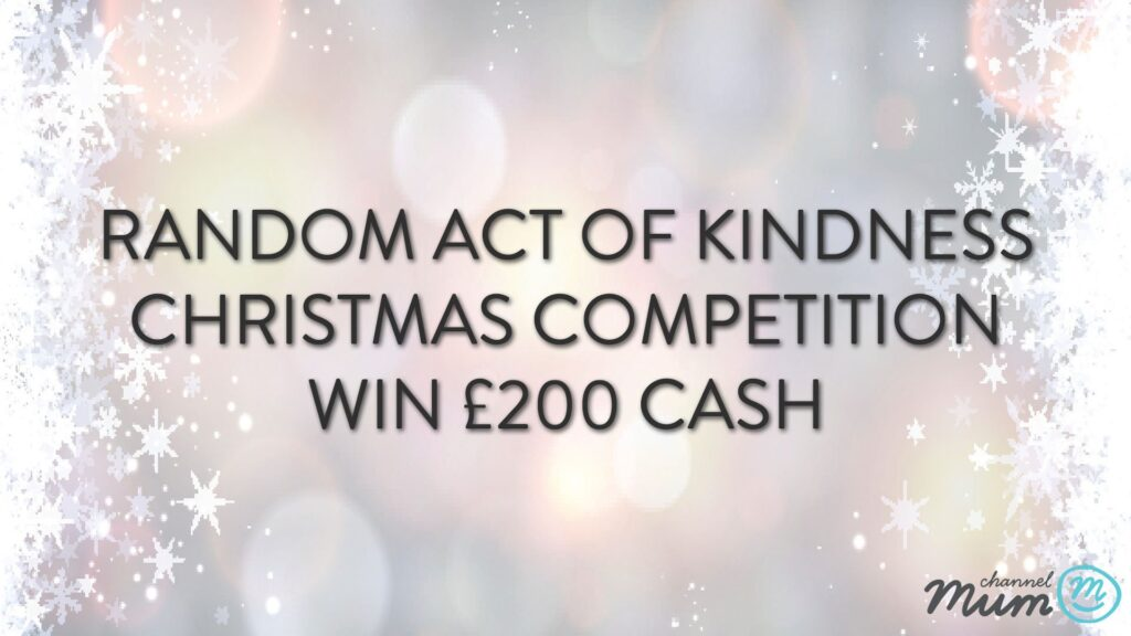 Win £200 for someone you love - nominate them to win Christmas for their kids!
