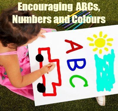 ABC Activities: Four ideas