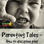 Parenting tales from the sofa – your aggressive child