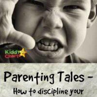 Parenting tales from the sofa - how to discipline your aggressive child