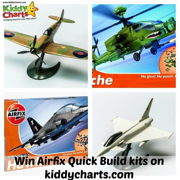 Airfix Quick Build: Collage