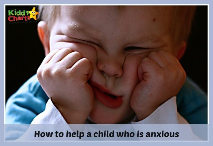 Parenting tales from the sofa: Child anxiety