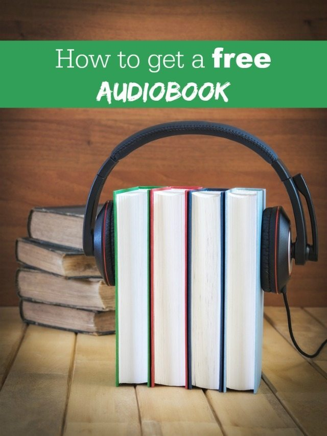 Are you looking for a free audiobook? Then have a go at this Audible free trial - you get one for 30 days, and you can cancel at anytime too.