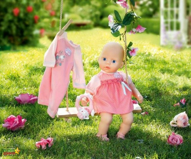 Baby Annabell Rose Set