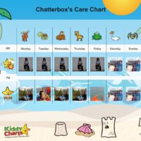 Care 4 Me Reward Charts – Reduce separation anxiety today!