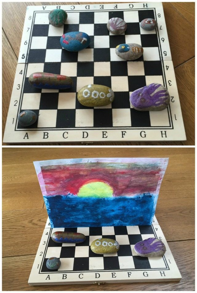 Would you like to make a battleship craft with the kids? This is a grat under the sea theme for you, and so simple to make as well. Why not give it a go, and then do some more themes as well?