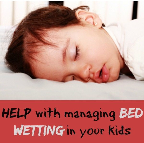 how to help your child stop wetting the bed