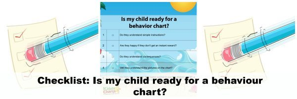 Behavior Charts: Pinterest Collage