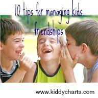 Best friends: 10 tips for managing kids friendships