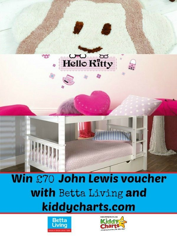We have something for YOU in our new advent giveaway - £70 from John Lewis...don't miss your chance, get in there now! Closes 11th Dec.