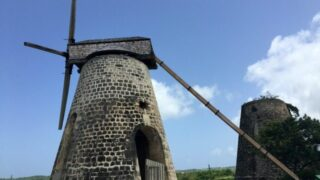 Exploring Antigua's contrasting landscapes and culture at Stingray City, Devil's Bridge and Betty's Hope