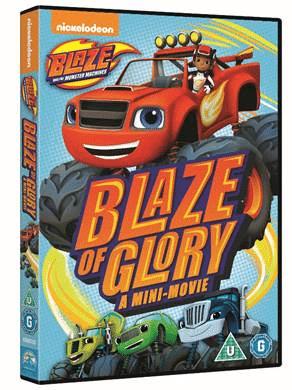 Blaze and AJ comes to KiddyCharts