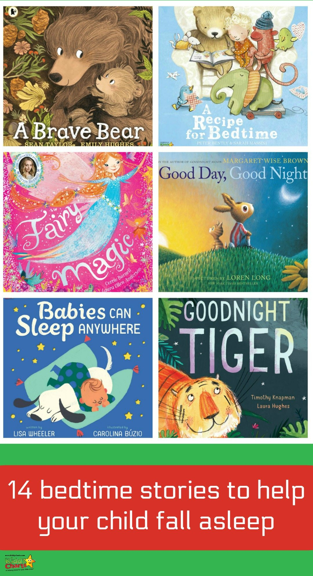 If you are looking for books to help your little ones get to sleep - we've got fourteen for you! #sleep #babies #parenting
