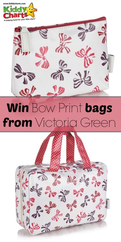 These gorgeous Victoria Green bags could be yours for FREE iin our latest giveaway - why not check them out for yourself on the blog. Closes 23rd April