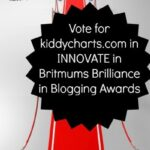 Brimums Blogging Awards: Vote for KiddyCharts to keep us rocking the blogosphere (and innovating)