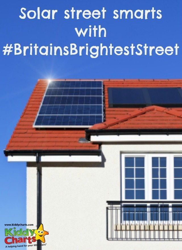 We are on the hunt for Britains Brightest Street with SunEdison - you could get solar energy and installation of solar panels for free for ten whole years!