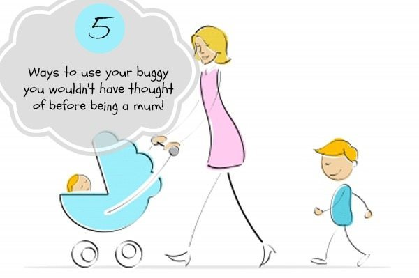 Buggy: Five ways to use it!