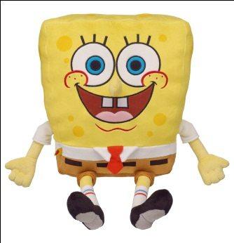 Build a Bear: Sponge Bob Giveaway