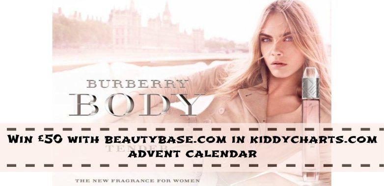 Beautybase: Header