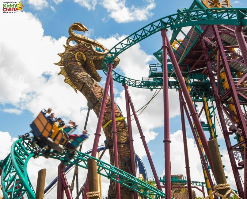 Why Busch Gardens Tampa Bay Is Perfect For Big And Little Kids