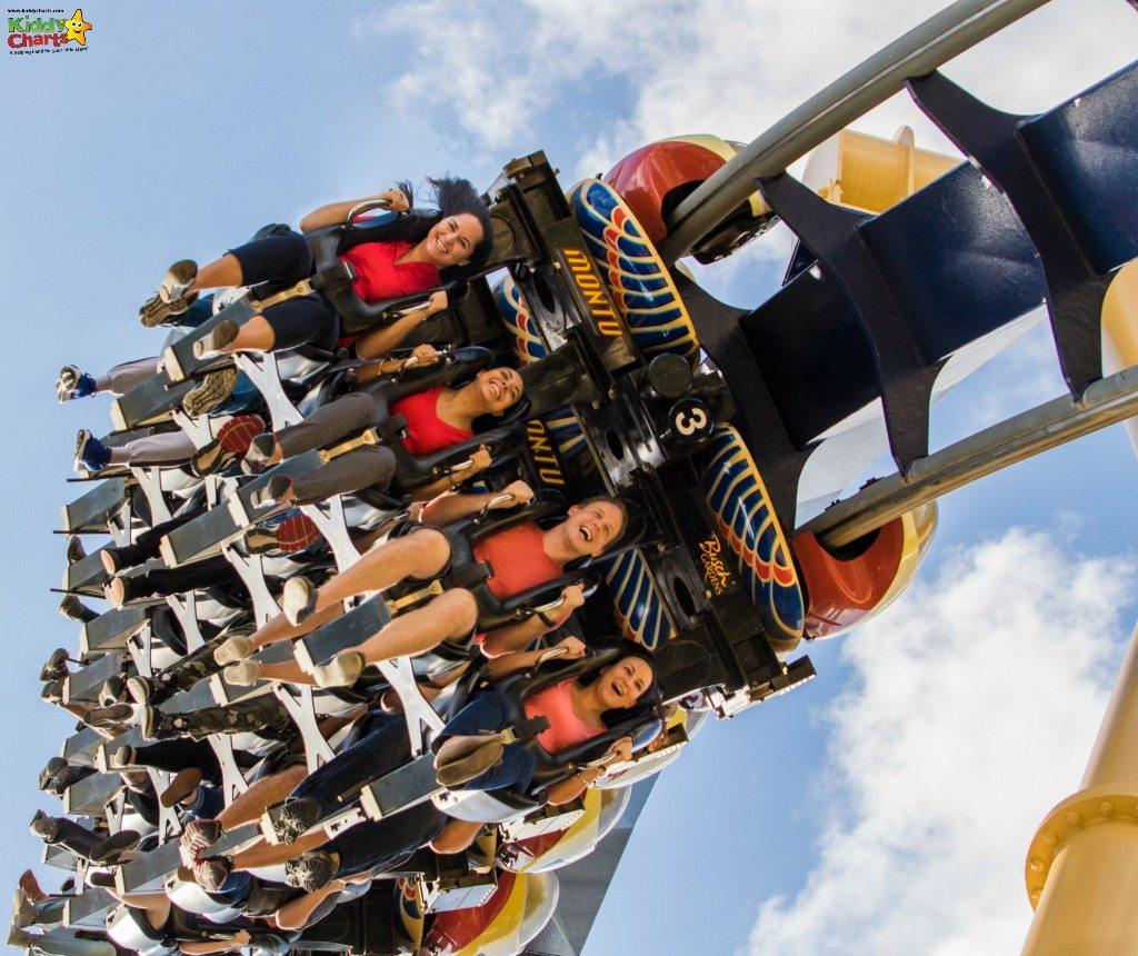 Busch Gardens Tampa Rides For Little Kids
