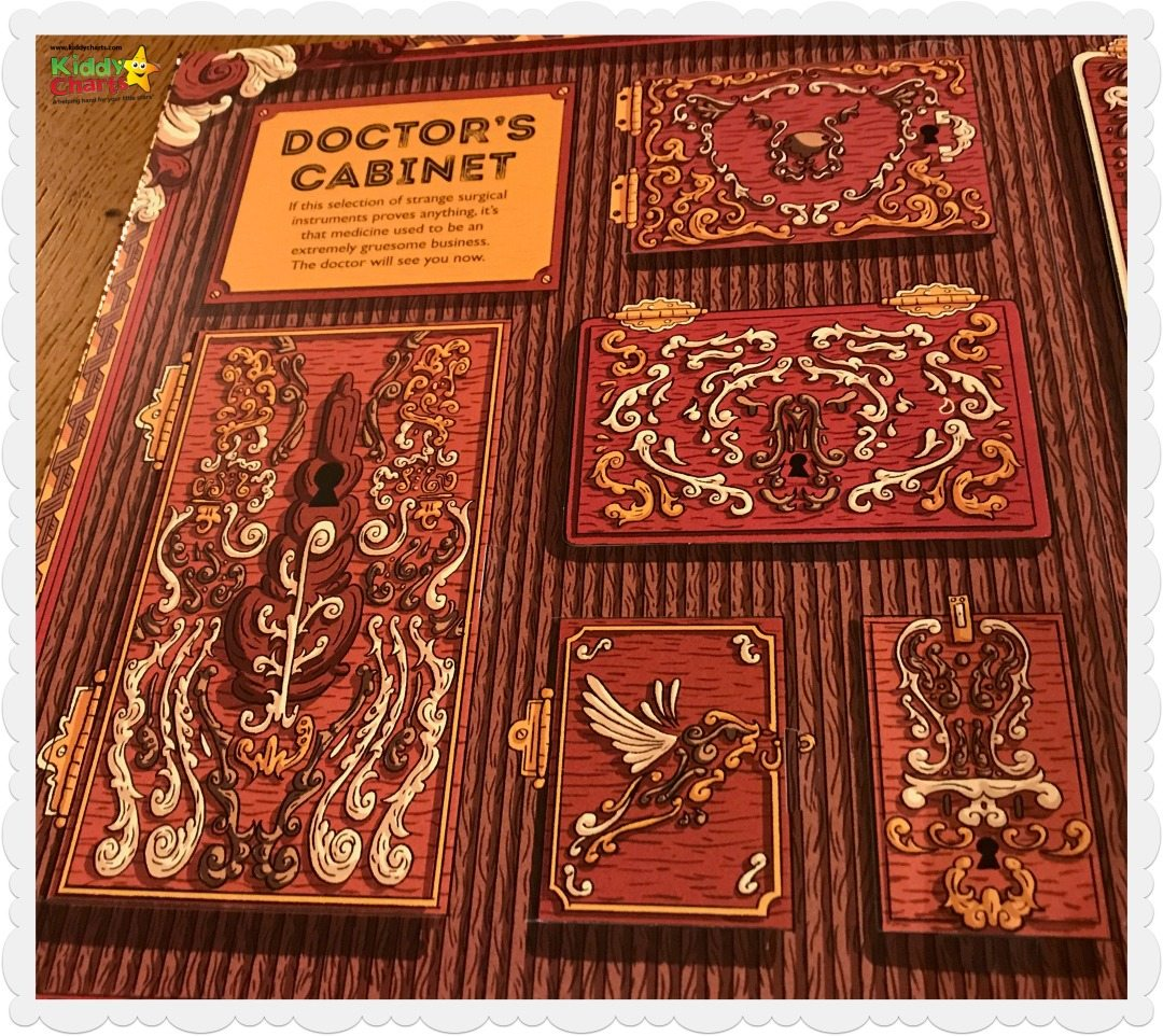 The illustrations in the Incedible Cabinet of Wonders are just amazing - I can't actually do them justice to be honest; take a look at the extracts on the site. #Reading #Kids #Books