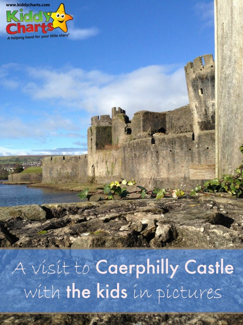 Caephilly Castle is a great place to take the kids in Wales. Lots to see and do, and some wonderful stories for the kids to hear.