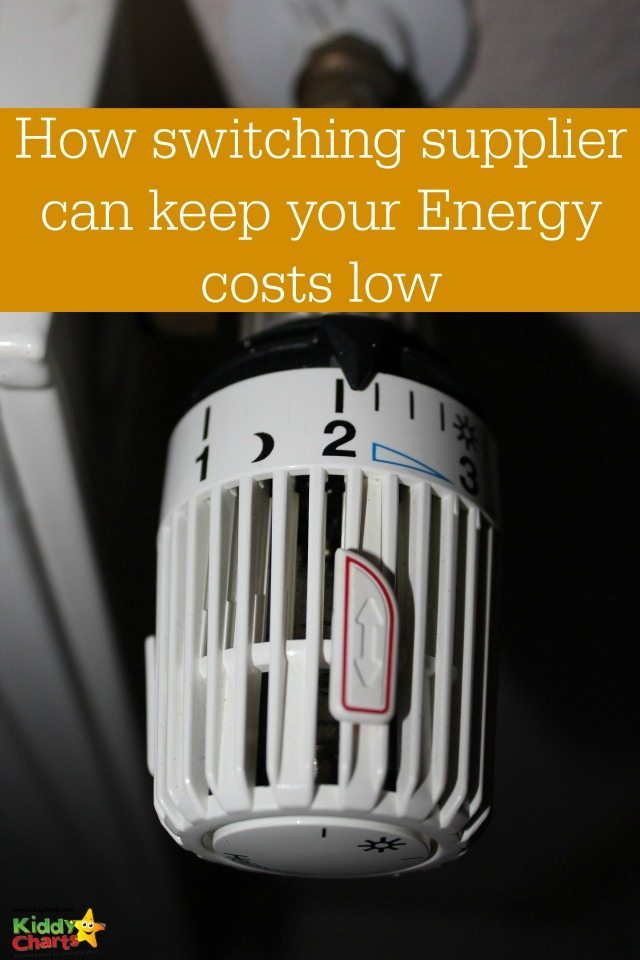 How you can save on energy costs by switching suppliers