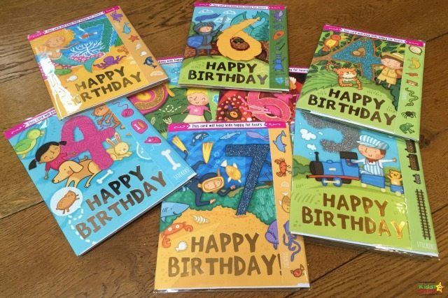 Cardooo birthday cards allow you to give that little something extra for birthdays to the kids; an excellent birthday idea for age 4-7 year olds.