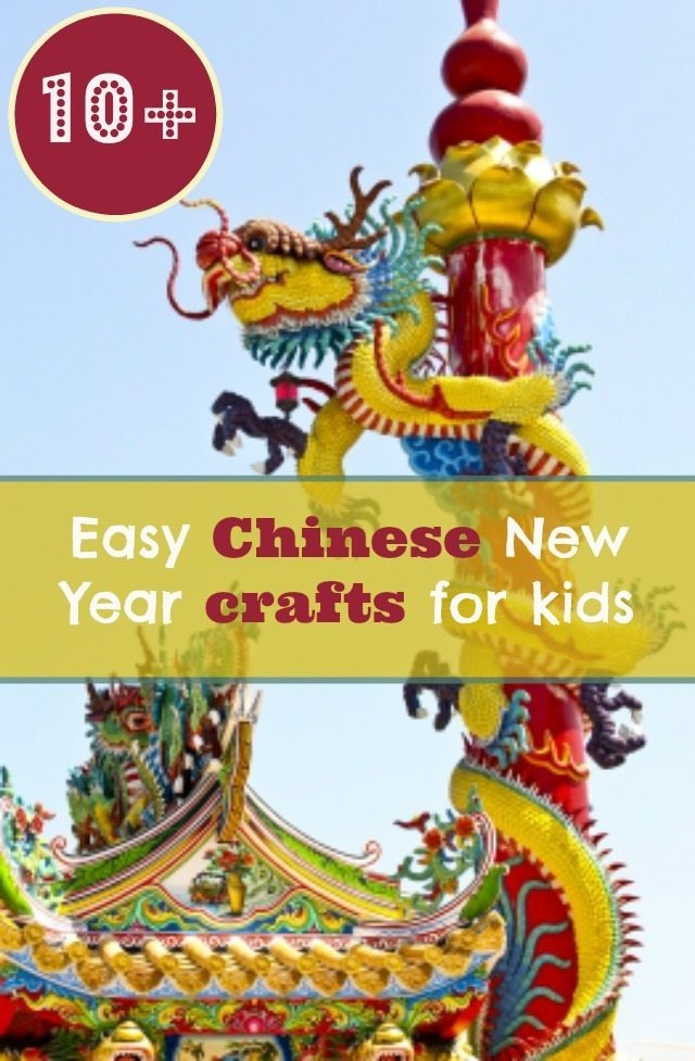 We all love doing a bit of Chinese new Year crafts with our kids, right? So here are over 10 for you to get stuck in to, from sheep to dragons there really is something for everyone!