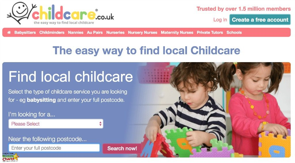 Chossing Childcare is a little easier with this site - we give it little test run for you all.