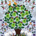 Christmas Reward Chart