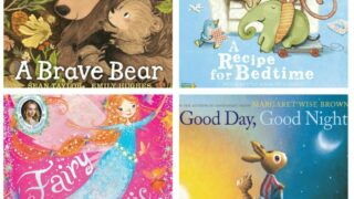 14 books to help your kids have a better night's sleep! #BathBookBed