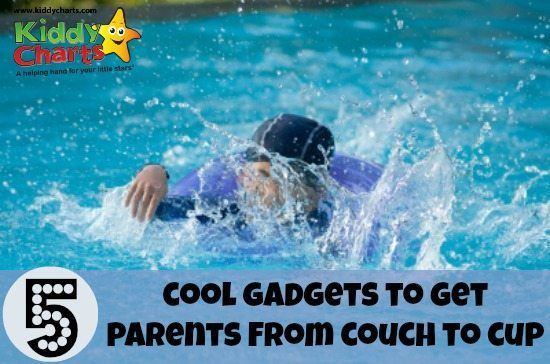 Cool gadgets to get from couch to cup