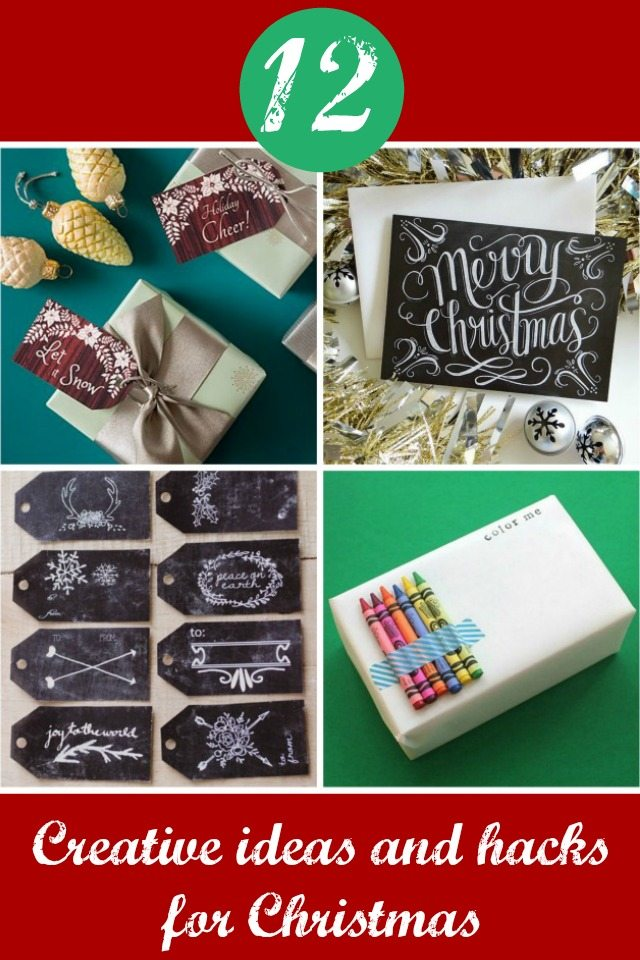 If you are looking for some great ways to get creative and make Christmas easier then we have some ideas here from Euroffice, and there are more on the blog. Why not pop on over and mack your Christmas easier?