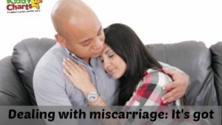 Dealing with miscarriage: It should be OK to talk about it...