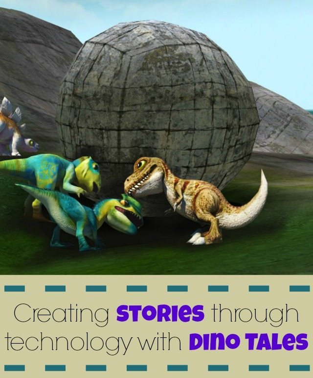Finally an iPhone / iPad App that encourages interaction with adults - Dino Tales using innovative technoloyy to creates a book for you to read with your kids from their gameplay...very clever and lots of fun., as well as offering some great educational opportunities. The App is deisgned for 4-11 year olds.