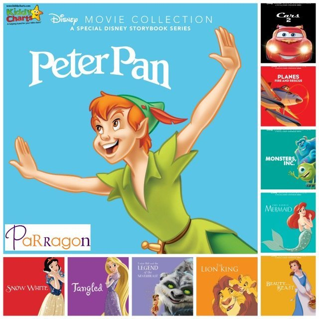 Love Each Other When Two Souls: #Win 10 Disney Books From Parragon For Disney Book Week