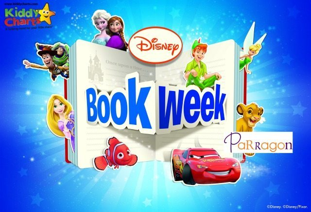 Would you like to win TEN disney movie books thanks to Parragon - then look no further! There is bound to be something the kids will love to read here. Closes 29th June.