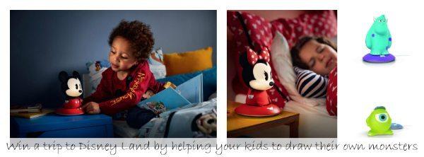 Disney Pan Competition: Kids Lighting