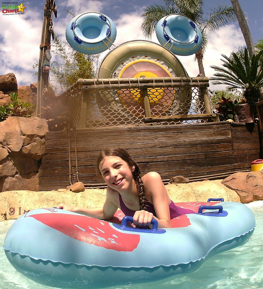 Biggest one of our Disney tips yet - make sure you have a rest day in there otherwise you were be SHATTERED! The water parks are great for this, as you really can chill out, particuarly on the lazy rivers on both of them...and you don't miss Mickey totally, as you can see ;-) Check out our other Disney Tips on the website, we've got some great ideas for you all.