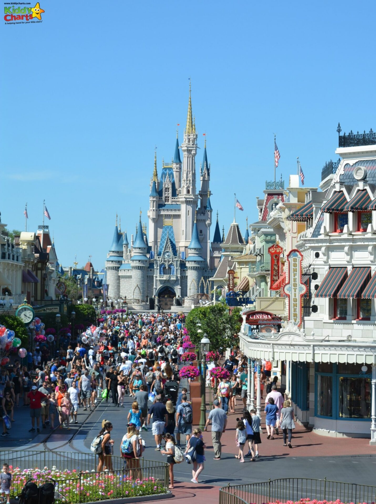 Using a crowd calendar before you go so you can play your days in the parks is another great way to get the best out of your Disney holiday. Read more Disney tips on the site; go on....