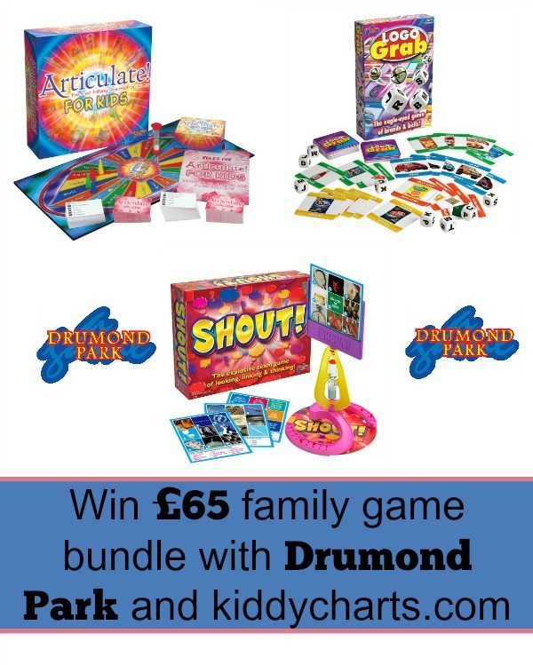 We have another fantastic offer today for you - a family games bundlle. This closes on the 12th December.