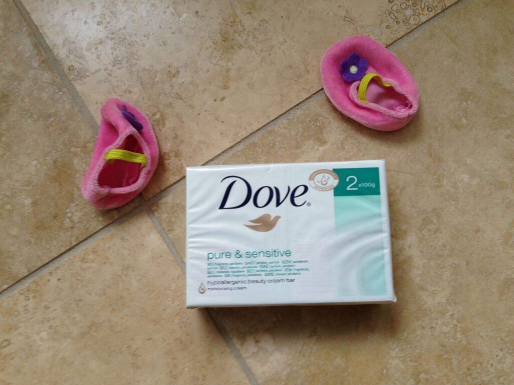 Dry Skin - Dove